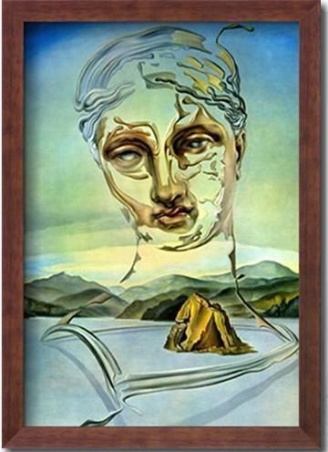 Resultado de imagen para god abstract painting dali