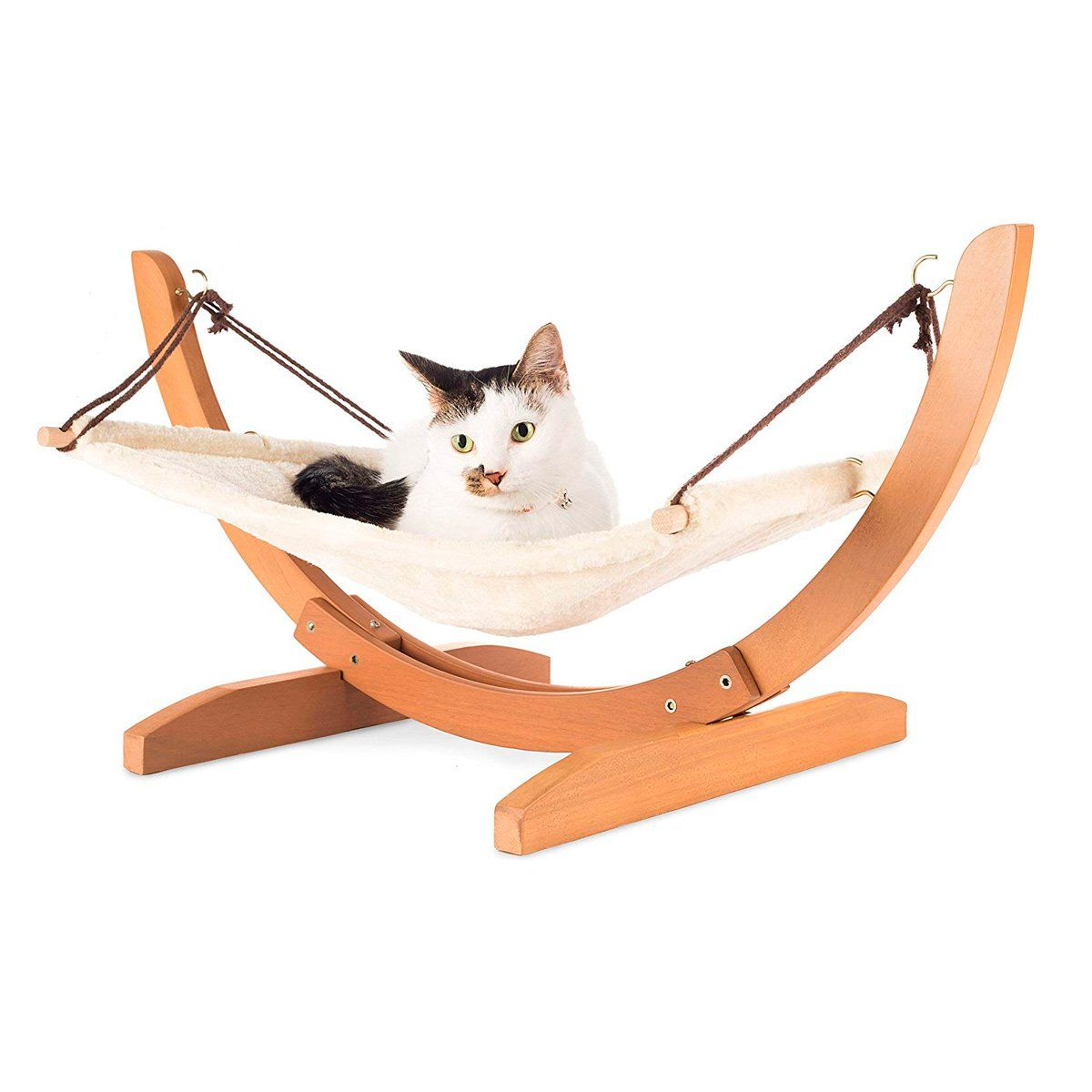 10 Really Cool Pet Products You Can Buy On Amazon Cool Pets Luxury Cat Cat Hammock