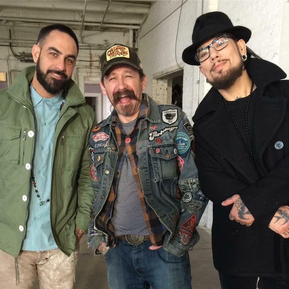 Pin by tonys lloyd on Dave Navarro Ink master, Chris