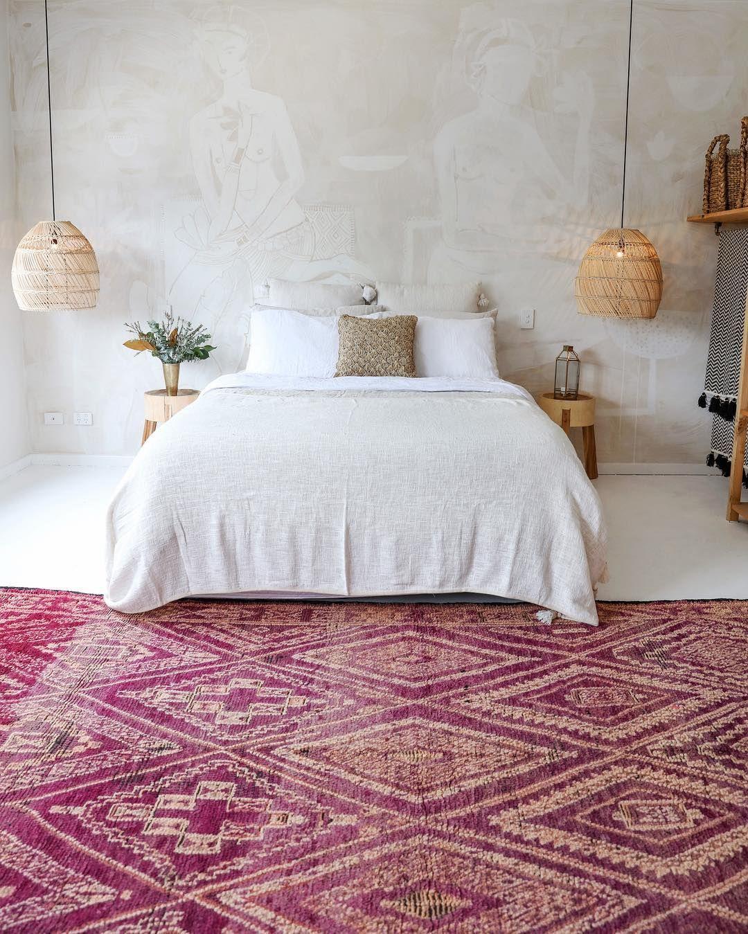 Interior-Trend: Boho-Deko | BOHO TREND | Mustard bedroom ...