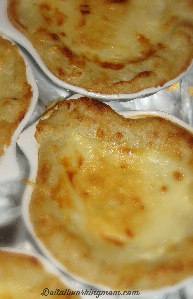 Easy Coquilles St-Jacques Recipe