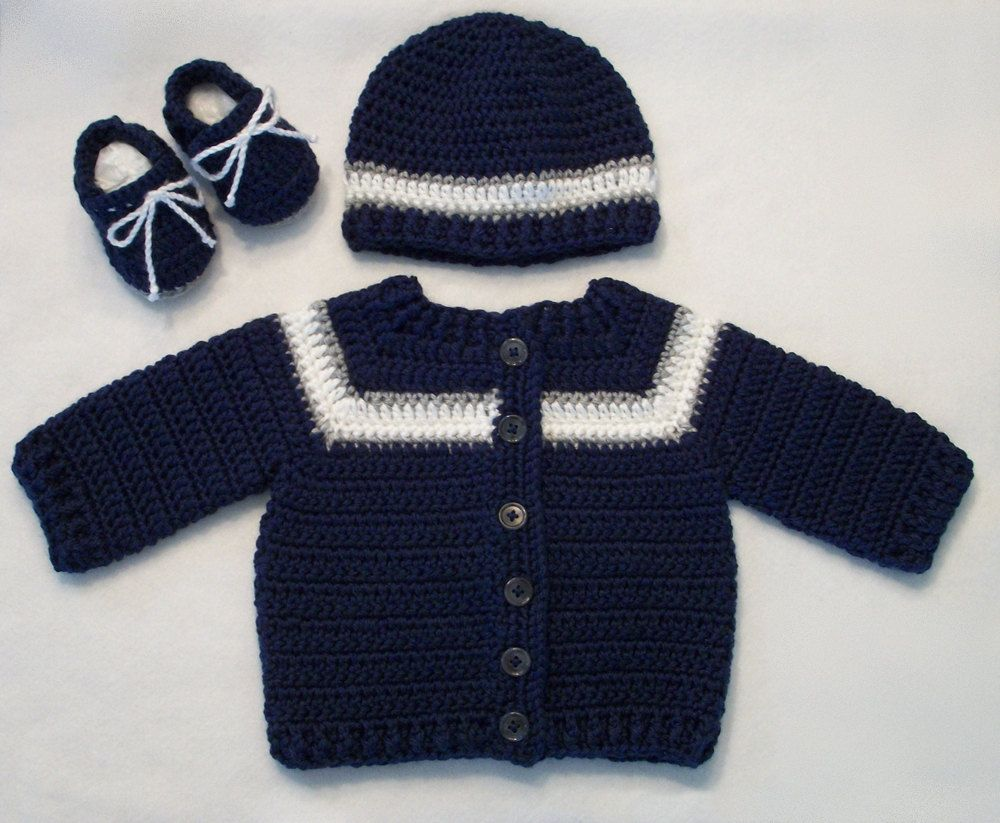 Photo of crochet boy sweater – Crochet and Knit