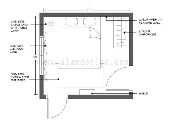 Small Bedroom Layout Small Bedroom Layout Bedroom Layouts Bathroom Layout