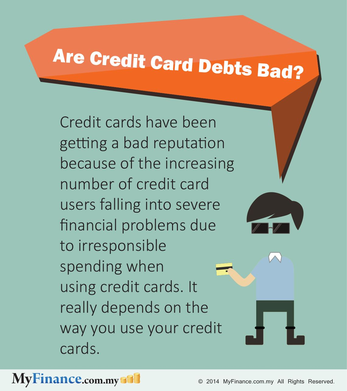 Credit cards have been getting a bad reputation because of