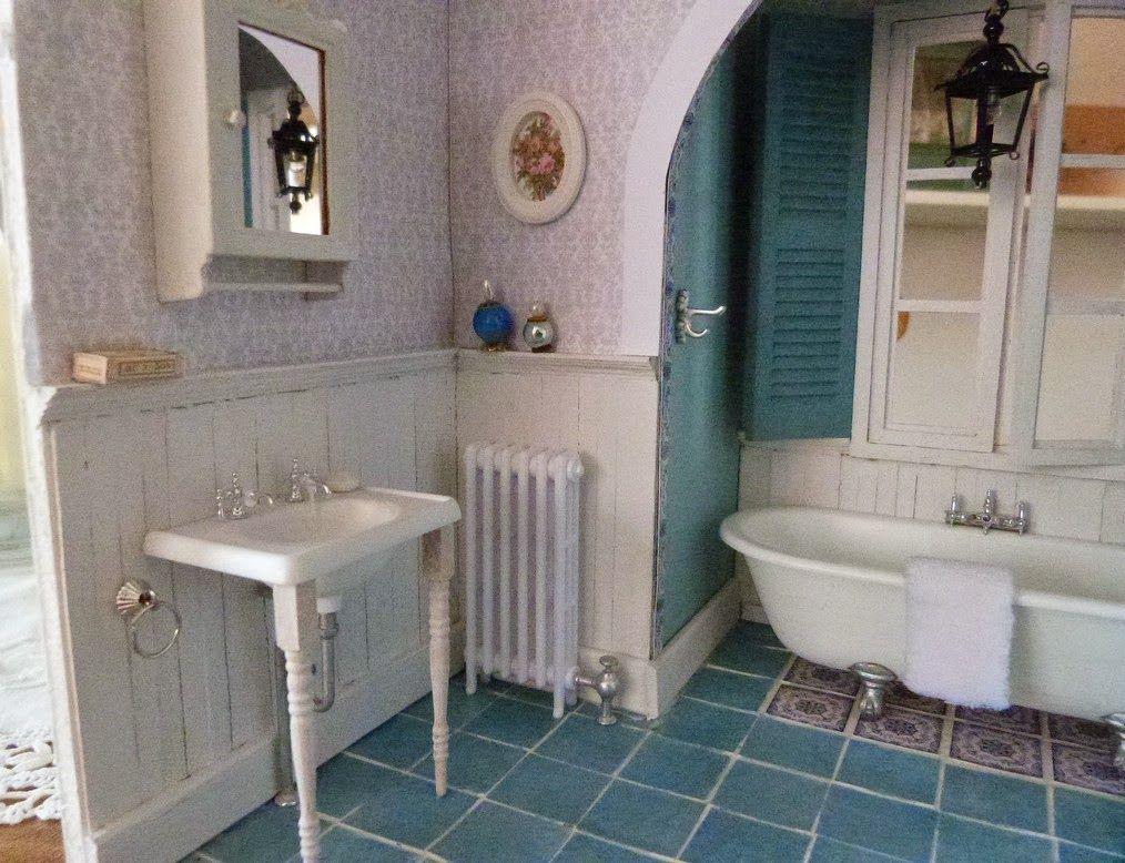 Salle De Bain Miniature ~  pingl par muriel amouroux fousse sur salle de bain miniature
