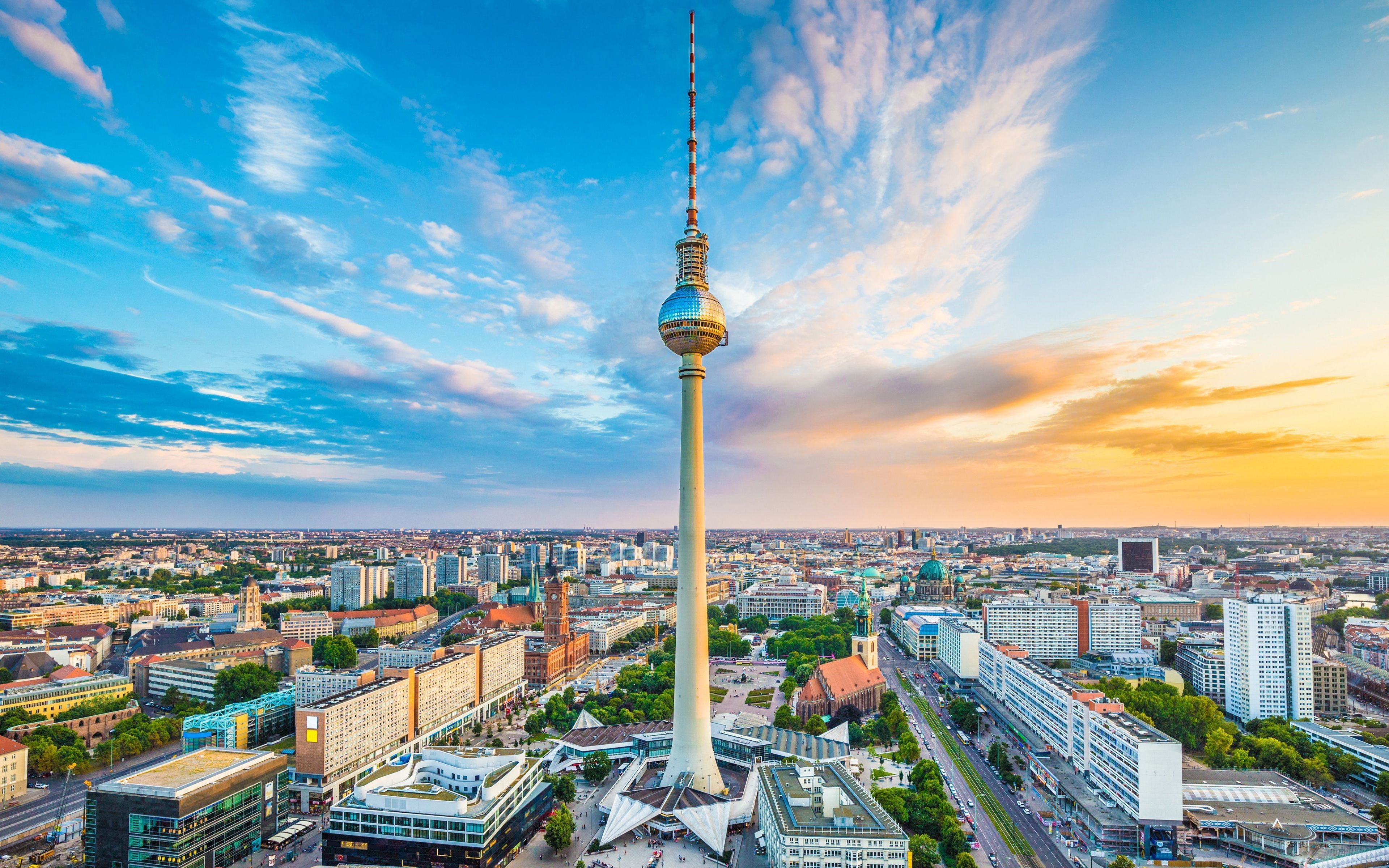 Berlin Wallpapers Cities In Germany Berlin Backpack Europe Route