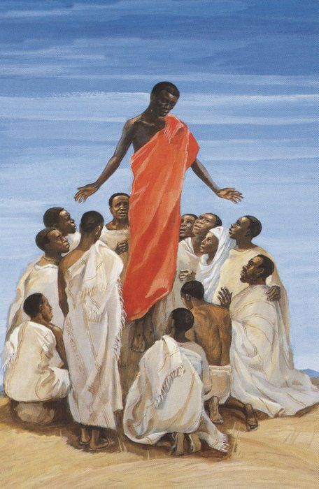 Ponderings On A Faith Journey Final Instructions Lectionary Reflection For Asc Ascension Of Jesus Black Jesus Ascension
