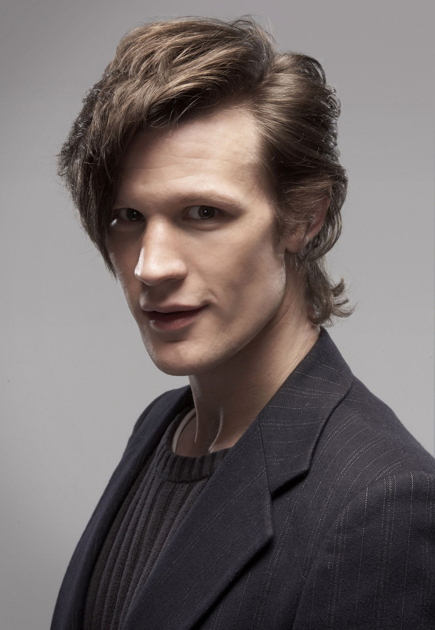 Matt Smith - He's famous for his role as the eleventh incarnation of the Doctor in Doctor Who series: http://circleme.com/items/matt-smith--3