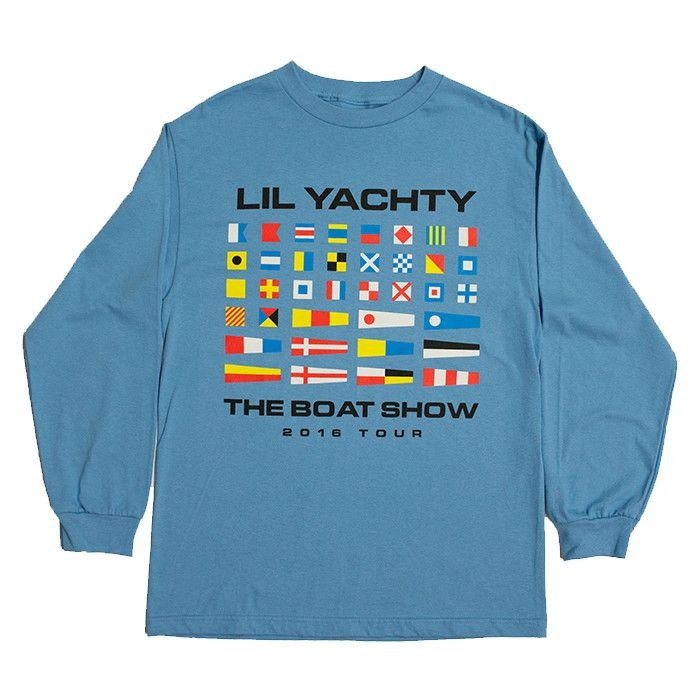 Officially Join Lil Yachty's Sailing Team With His New Merch