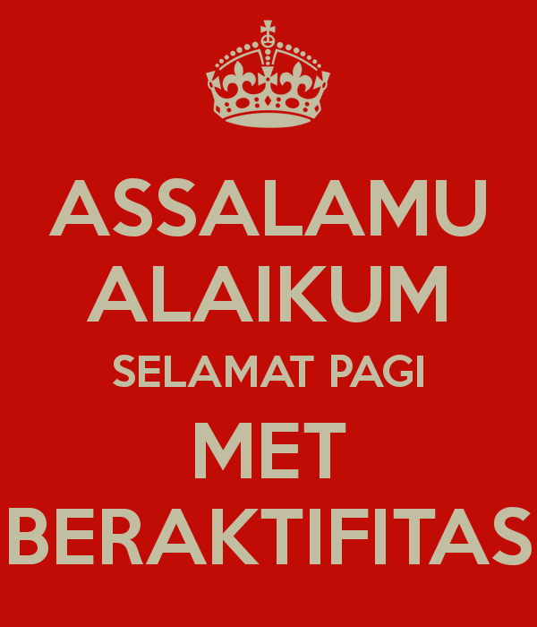 gambar kata kata ucapan selamat pagi r tis lucu islami