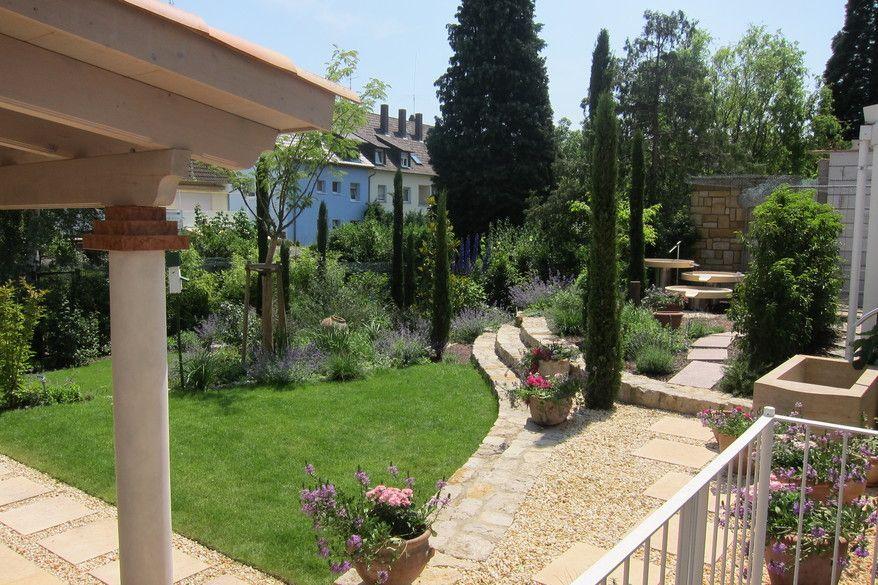 Mediterane Garten mediterane garten house home house