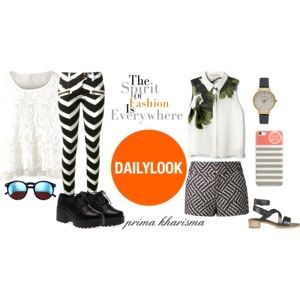 """""""Untitled #56"""" by primakharisma90 on Polyvore"""