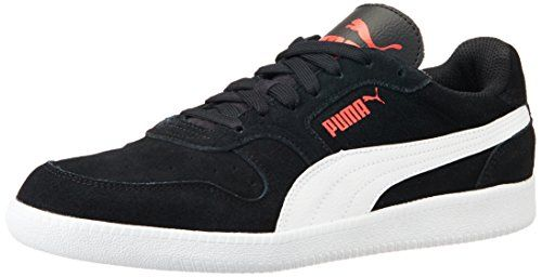 Puma Icra Trainer SD, Unisex-Erwachsene Sneakers, Schwarz (black-white 14
