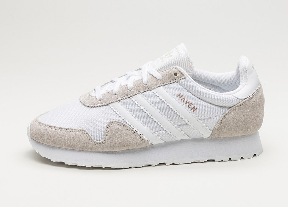 f98f14b47a adidas Haven (Ftwr White / Ftwr White / Vintage White) #sneakers #sneaker