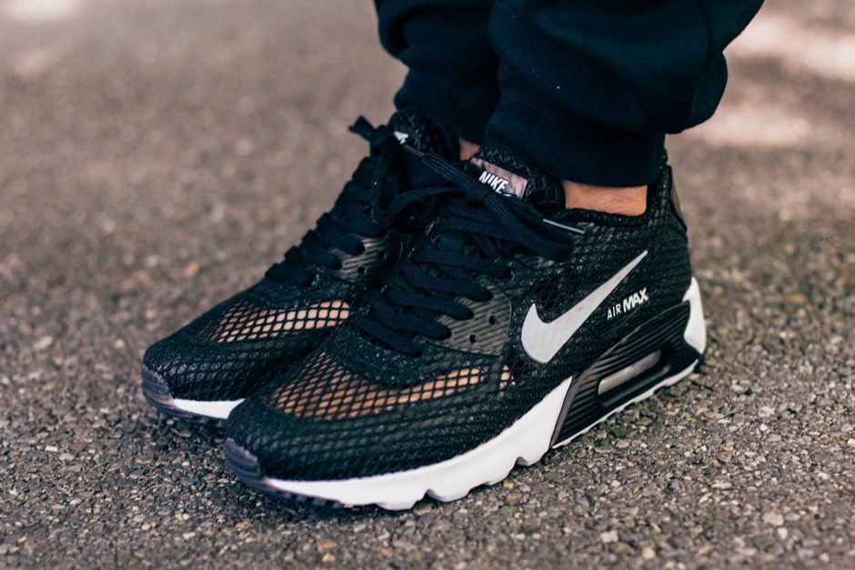 Air Max Entrepôt 90 Formateurs Ultra-brise