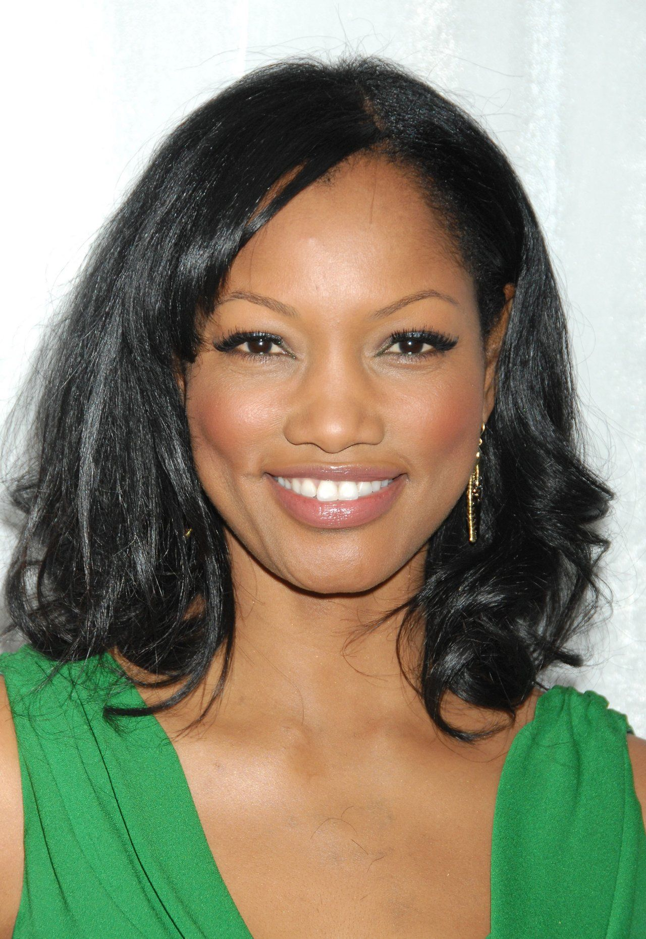 franklin bash garcelle beauvais als hanna linden tv series franklin bash garcelle beauvais als hanna linden