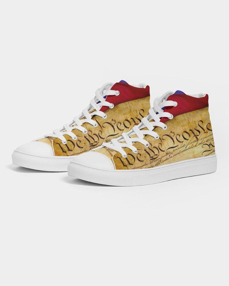 Constitution Hi Top Sneakers Trump Hi