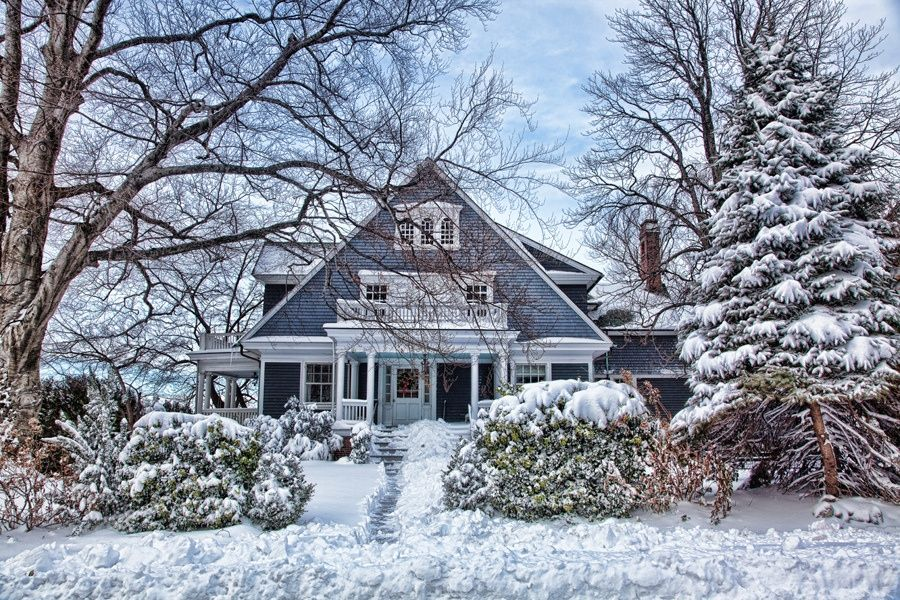 Want to Sell Your Home? See Why Listing Your Home in Winter May Pay Off