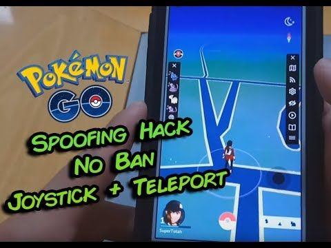 Pokemon GO Hack NEW Pokemon GO Spoofing 2019 iOS/Android