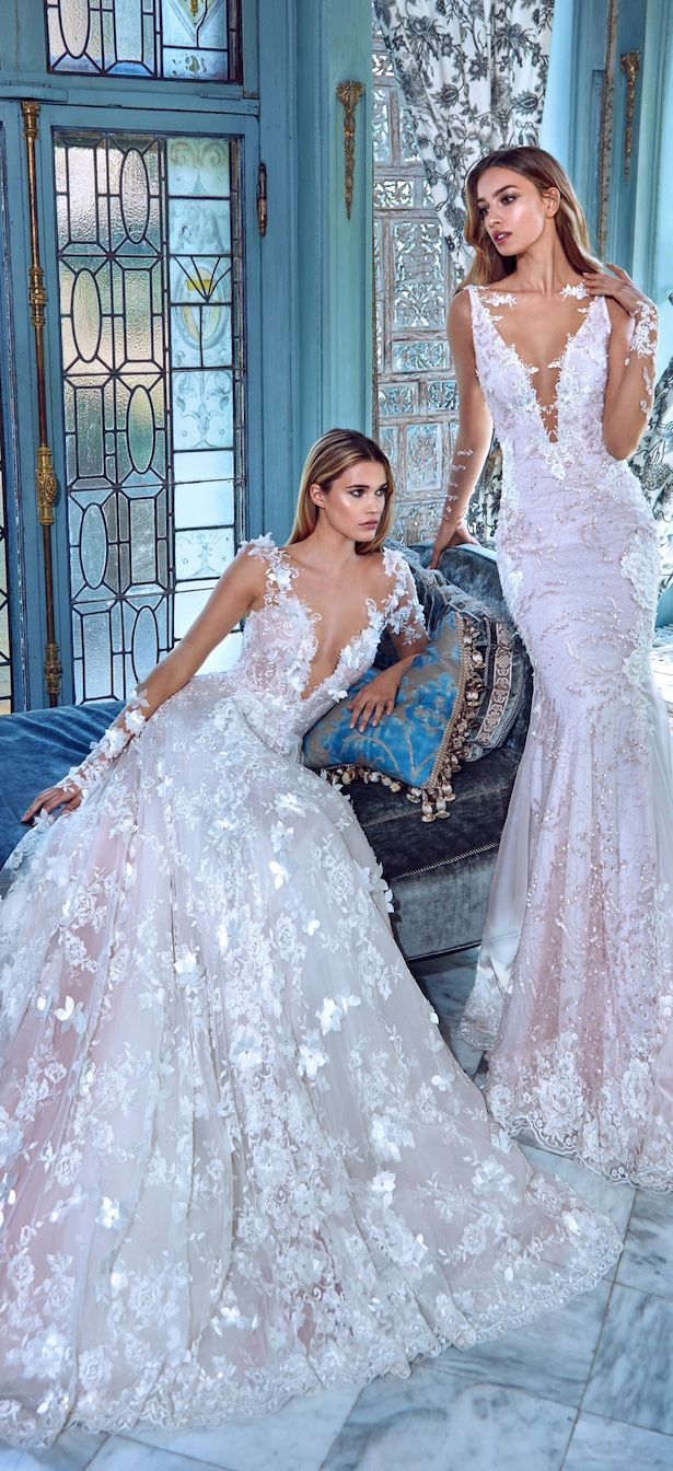 Galia Lahav Spring 2017 Collection - Le Secret Royal | Novios ...