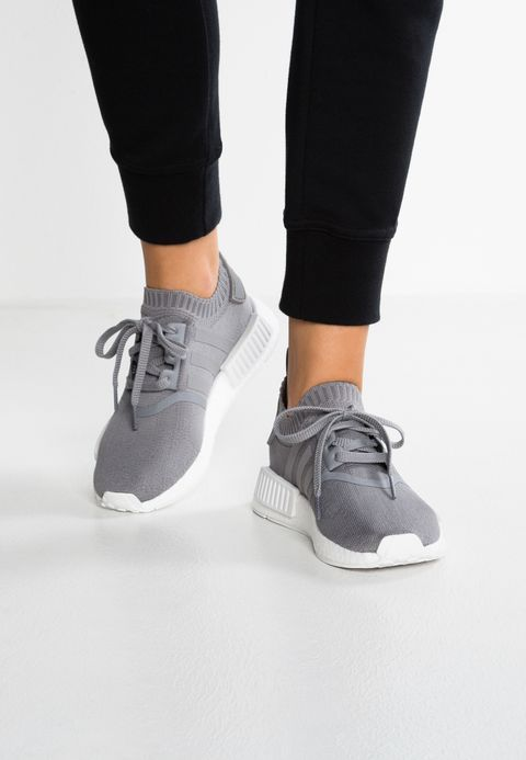 adidas Originals NMD_R1 PK - Sneaker low - grey thunder/footwear white für  116,