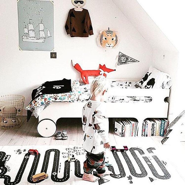 Road Print Adventure Game Play Mat Carpet | Carpets for ...