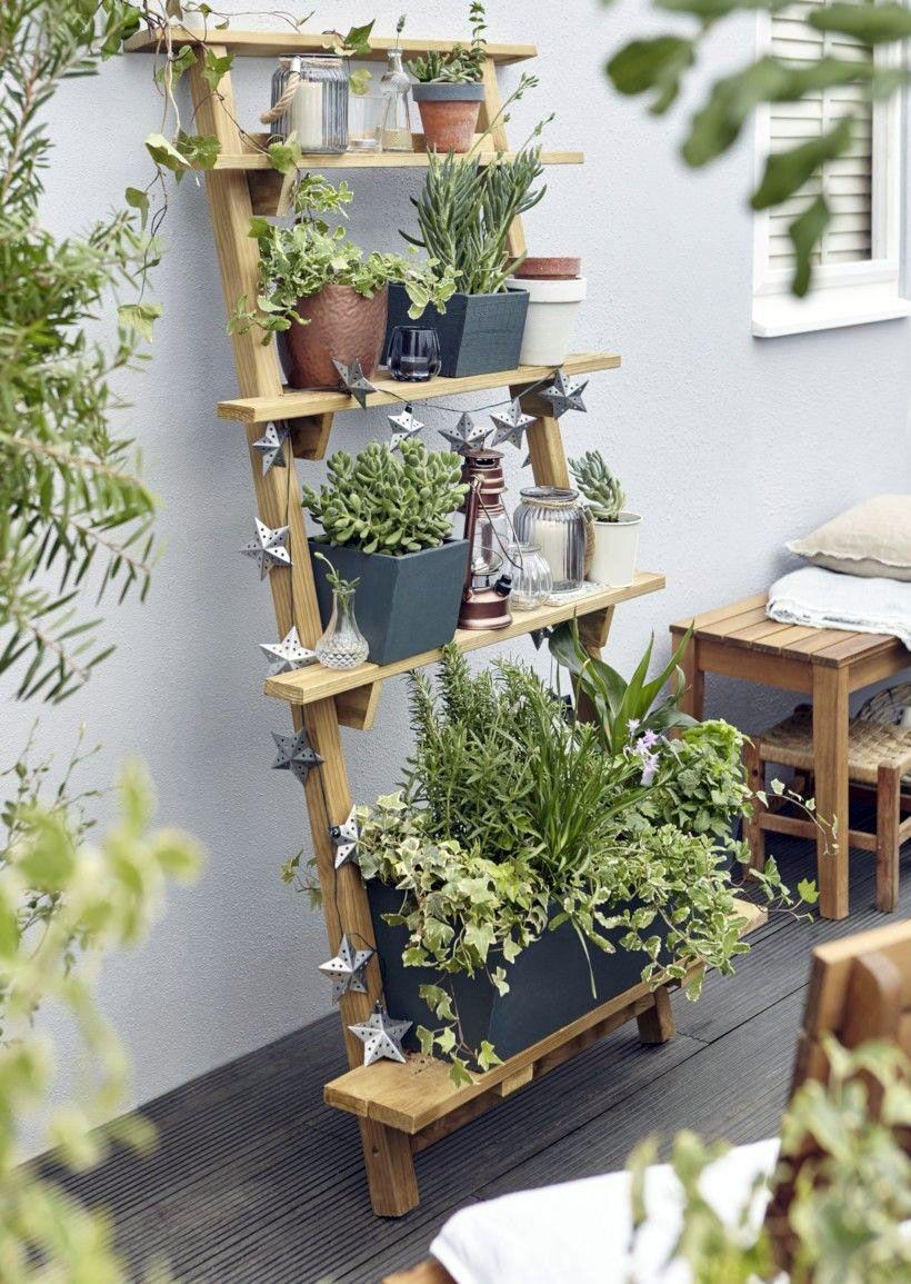 Genius Vertical Gardening Ideas For Small Gardens Bunga Ide Kafe