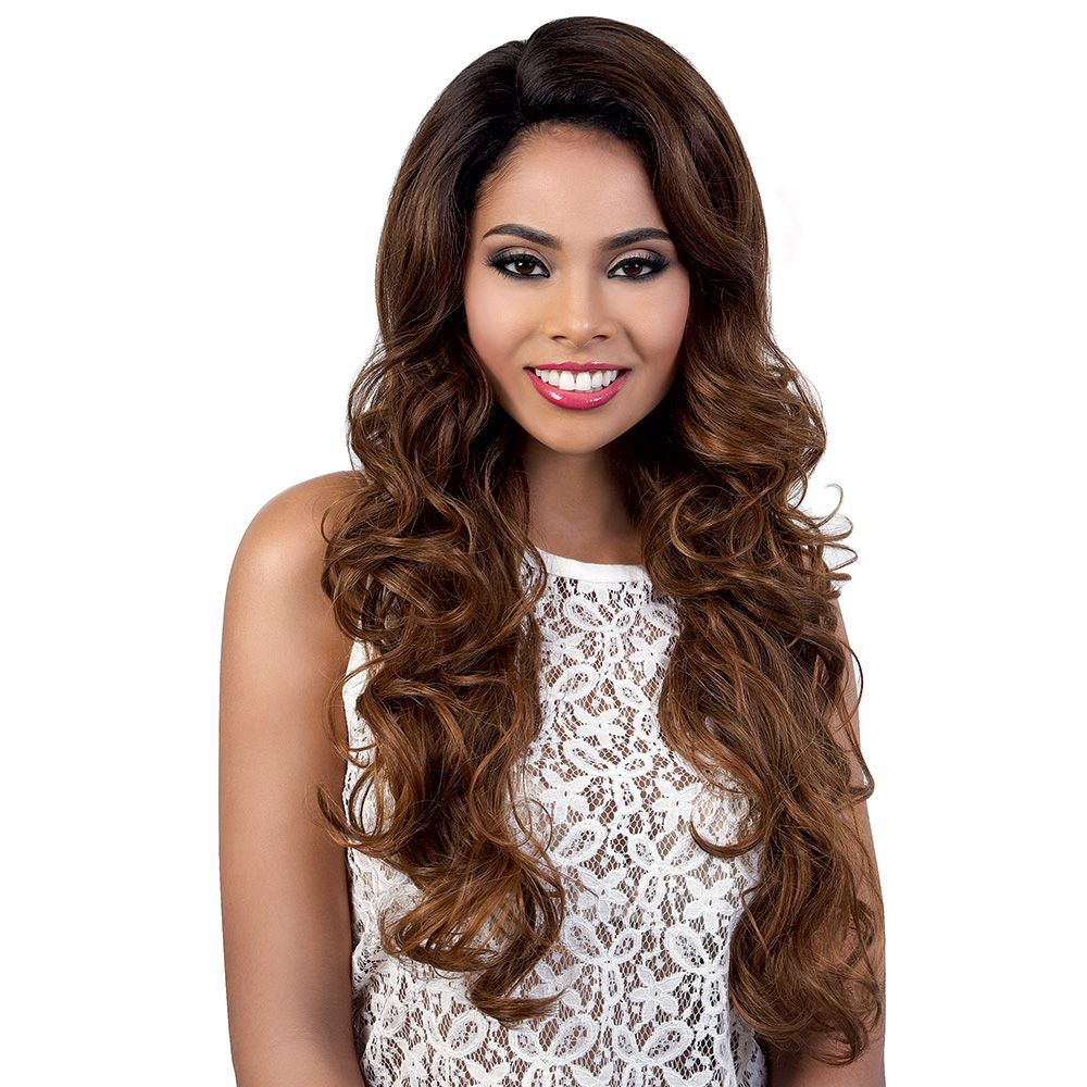 Annabell By Motown Tress Real Hair Extensions Long Wigs And Wig
