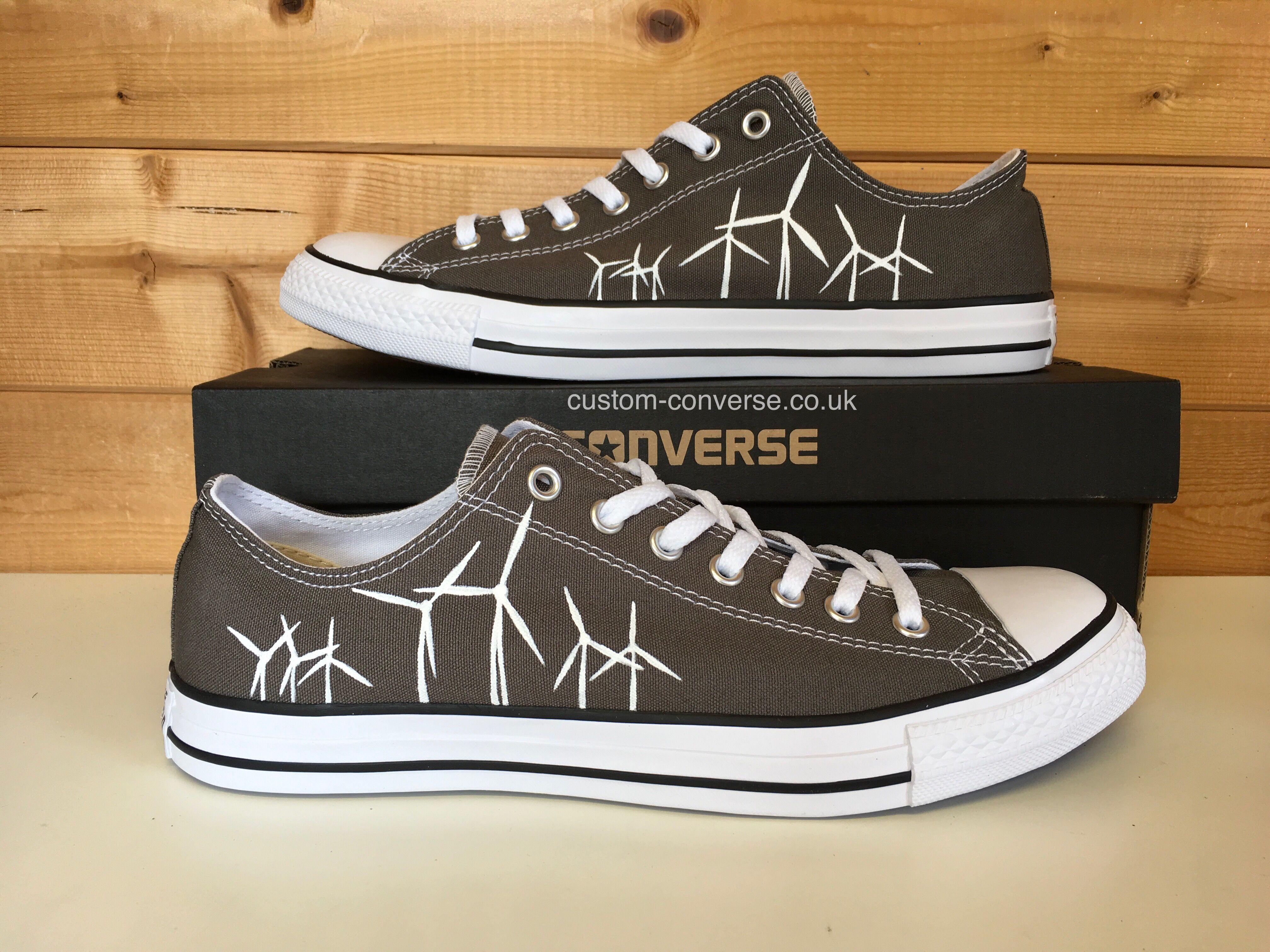 377d7e49702d77 Wind Turbine low top Converse