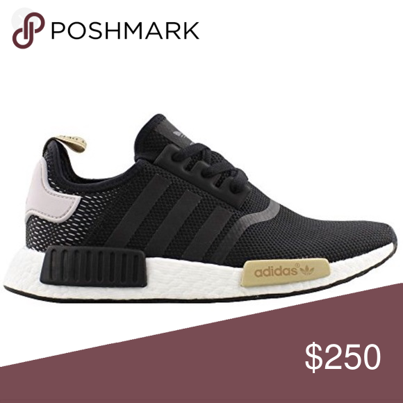 Adidas NMD Women -Black Size 6. Purchased at finish line. Sold out.