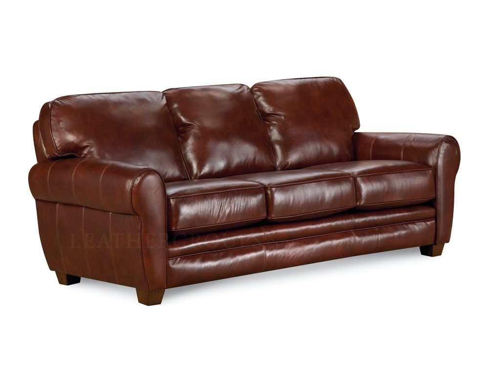 Dalton Leather Sofa By Lane Furniture 639 1535 And Comes In