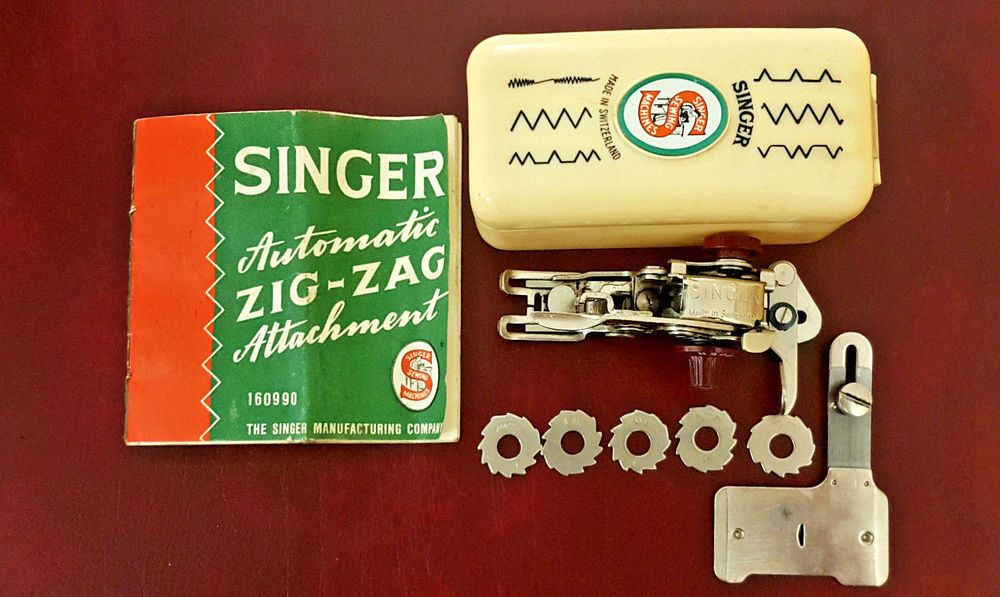 Details about Singer Sewing Machine Automatic Zig Zag
