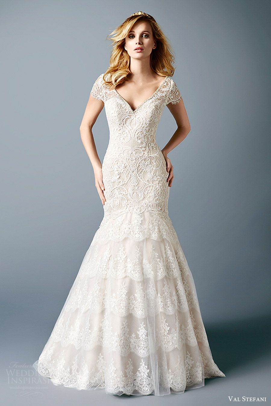 Val Stefani Fall 2016 Wedding Dresses — + Interview with Designers ...