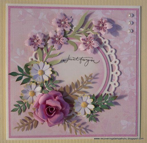 Craft UK C5 10 Card Blanks & Envelopes 3 Fold Rectangle ...