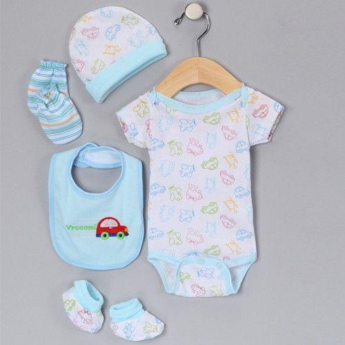 هدايا مواليد طقم مواليد حديثي الولادة ملابس مواليد ازياء مواليد 2013 متجر باتز Http Www Pattz Com Baby Gifts Newborns Boys Layette Set Baby Onesies Infant