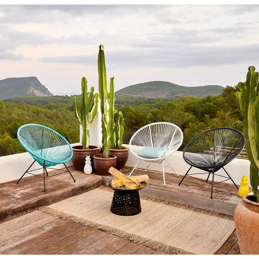 Transat, fauteuil et hamac | Jardin | Mobilier jardin ...