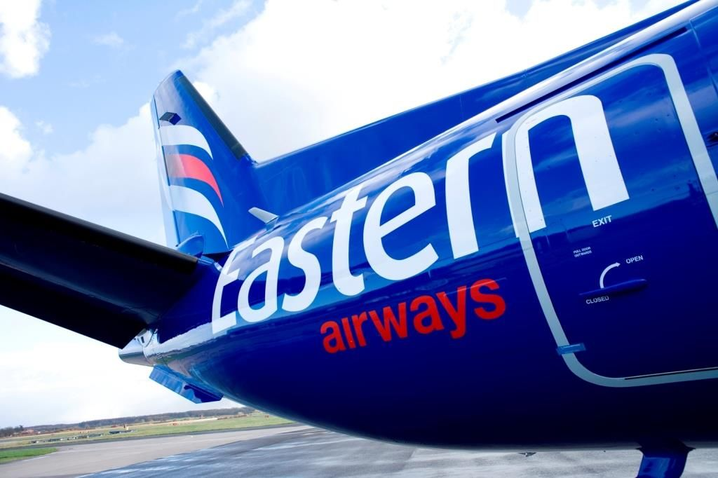 Eastern Airways To Resume Flights In 2020 Belfast City Airport City Southampton Airport
