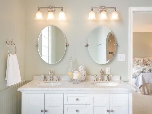 Luxurious Master Bathroom Remodel : Bathroom Remodeling : HGTV Remodels
