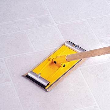 Articletutorial On Painting Vinyl Floor DIY Pinterest Painted - How to clean yellow stained vinyl floors