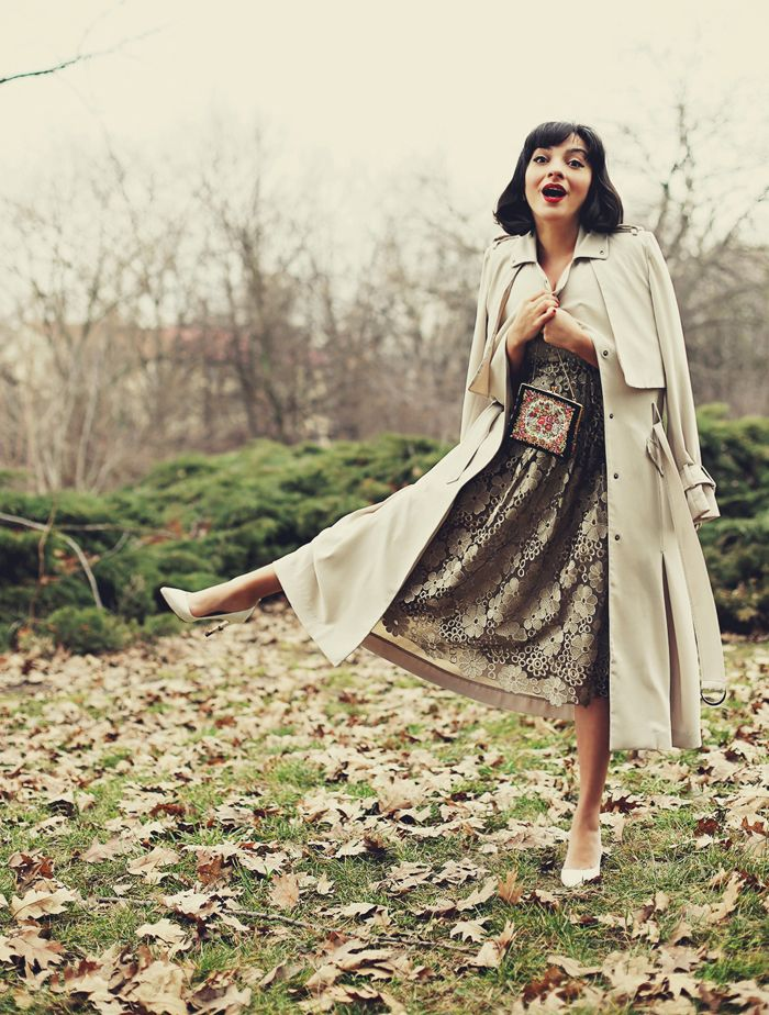 WHY A VINTAGE MOOD IS STYLE HEALTHY FROM TIME TO TIME