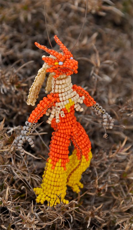 Blaziken by ZimtBeadwork on DeviantArt