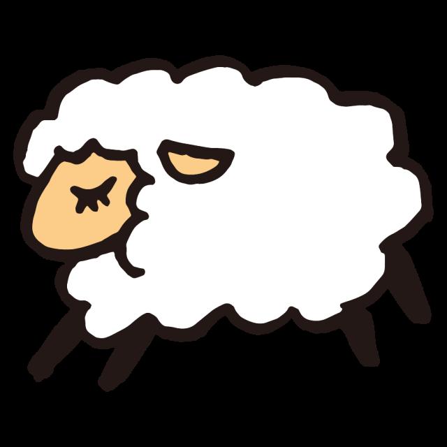無料イラスト 春夏秋冬 ロイヤリティフリー 羊 イラスト 可愛い 羊 イラスト 可愛いイラスト イラスト
