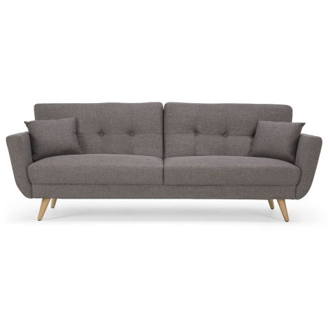 Isabella Fabric 3 Seater Sofa Bed Next Day Delivery