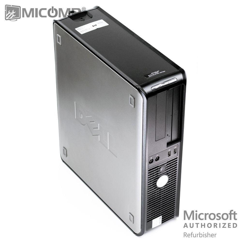 Dell 7010 Quad Core I7 3 4ghz 8gb 500gb Windows 10 Pro Desktop Computer Pc Wifi Refurbished Computers Dell Desktop Computer Hp Computers