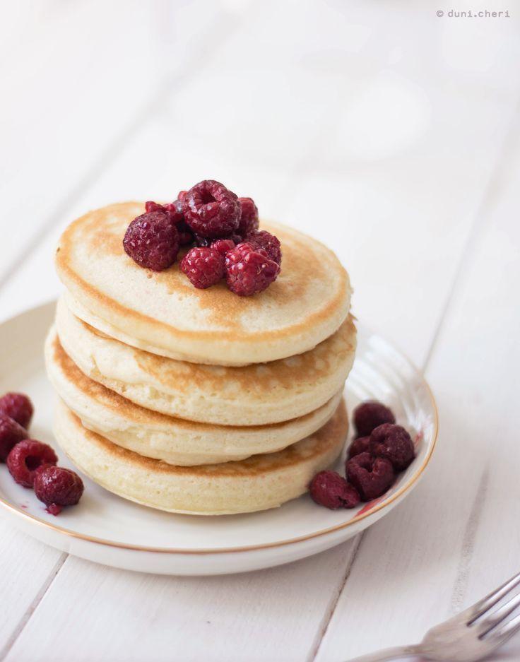 Dies waren mit Abstand die besten Pfannkuchen, die wir je gegessen haben ...   - Fitness -   #Abstan...