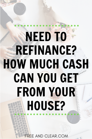 Cash Out Refinance Calculator (With images) Cash out