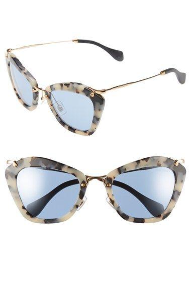 3096d68ac94 Miu Miu 55mm Sunglasses available at  Nordstrom