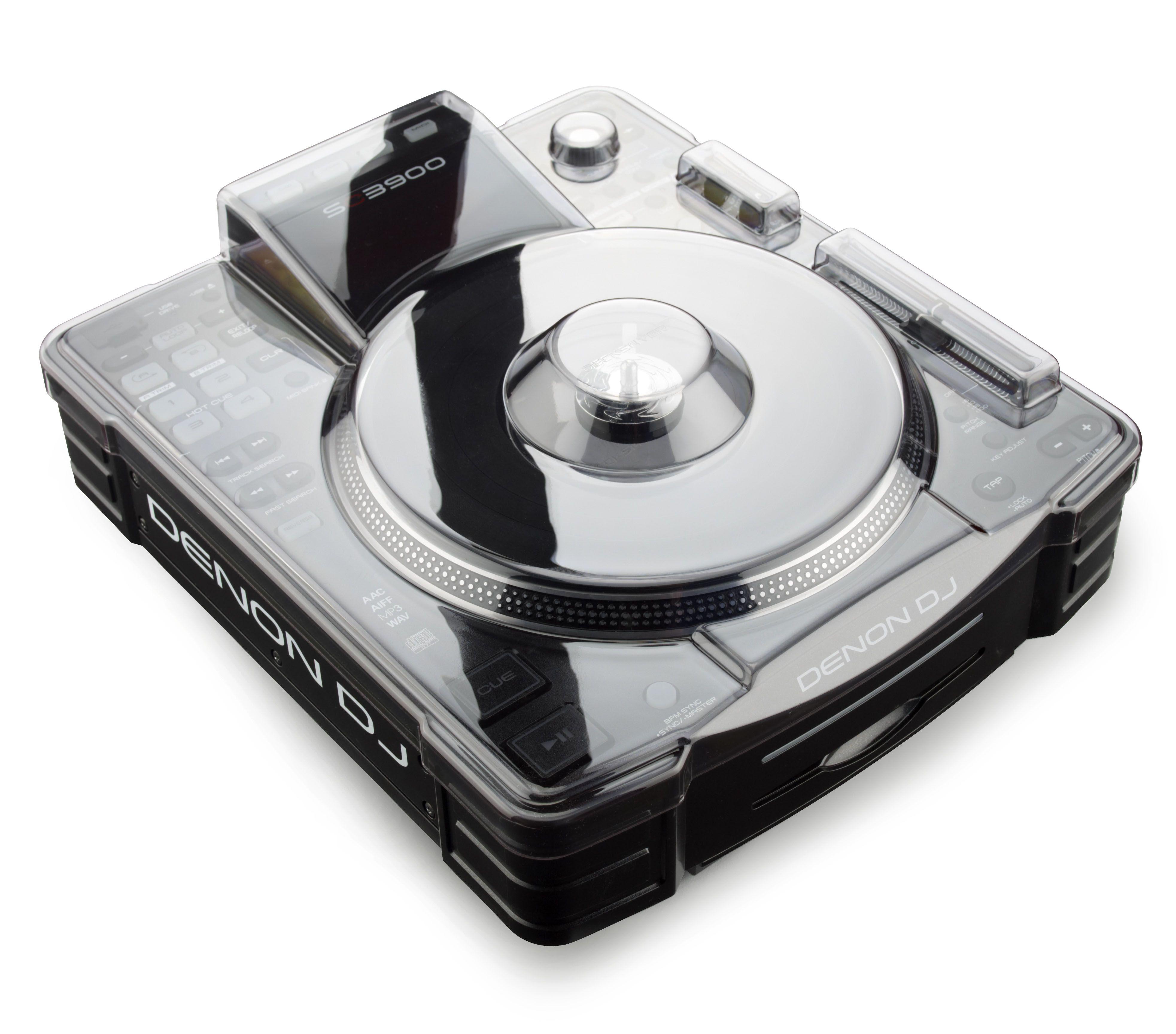 Decksaver Ds Pc S29003900 Clear Cover For Denon Sc2900 Sc3900