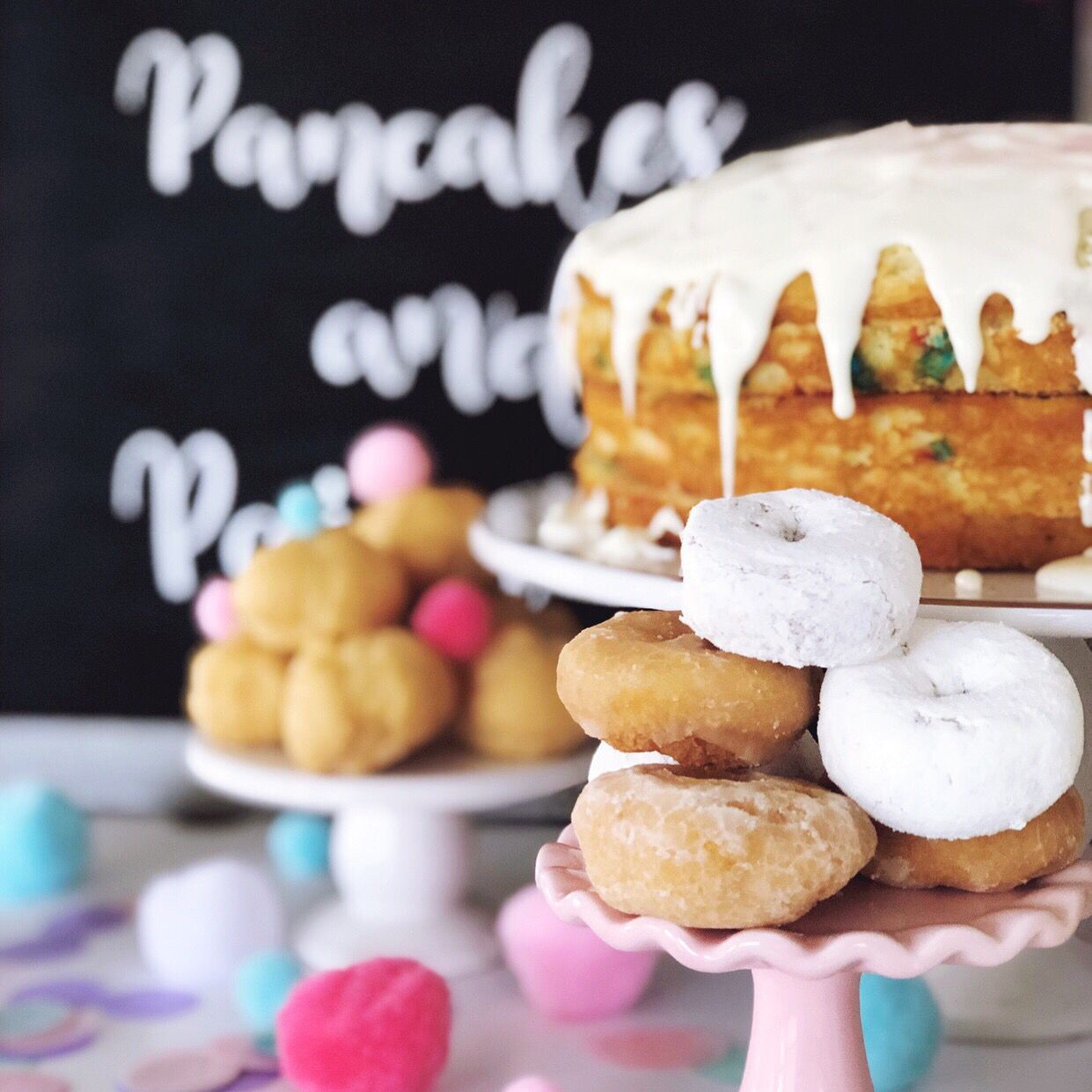 Stay In Your Jammies To Enjoy This Sugary Sweet Party