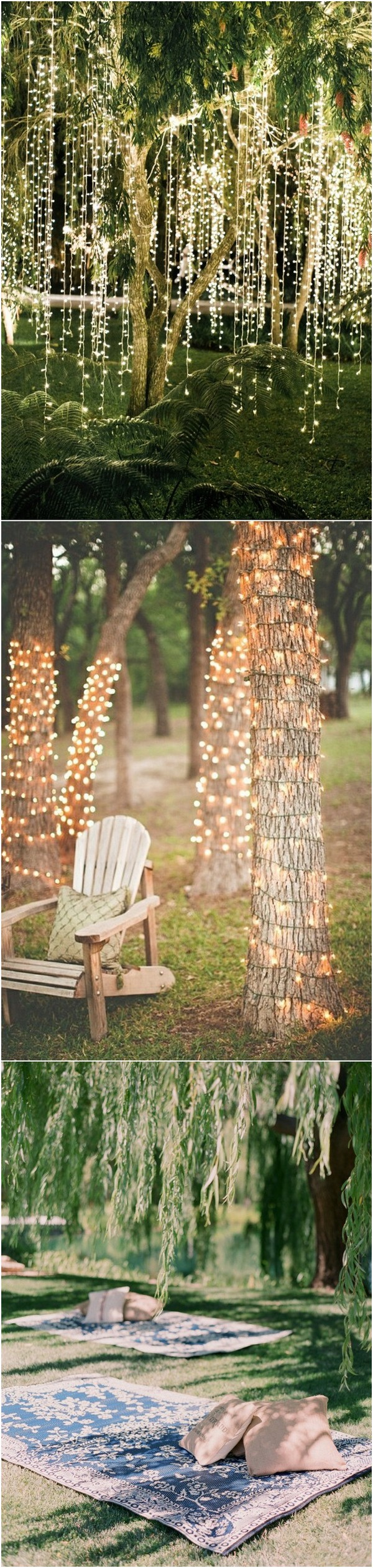 Garden wedding decoration ideas  amazing outdoor wedding decoration ideas  Wedding Ideas  Pinterest